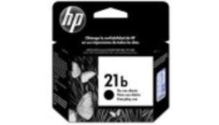 CARTUCHO P/ IMPRESSORA HP 21B PRETO C9351BB 7ML