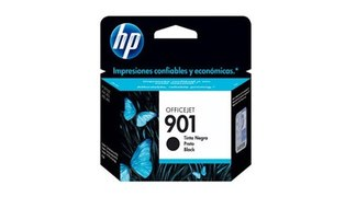 CARTUCHO HP 901 PRETO CC653AB 4.5ML