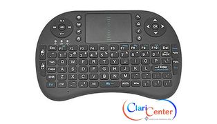 MINI TECLADO WIRELESS PRETO UKB-500-RF