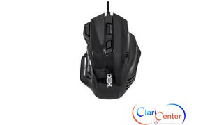 MOUSE OPTICO DEX USB LTM-972 7 BOTOES PRETO