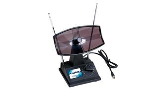ANTENA INTERNA P/ TV C/ SELETOR AQUARIUS TV-350