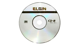 CD-R ELGIN 700MB 80MIN