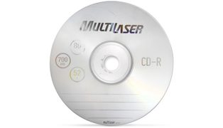 CD-R MULTILASER 700MB 80MIN (UNIDADE)