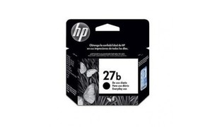 CARTUCHO P/ IMPRESSORA HP 27B PRETO C8727BB 11ML (B)