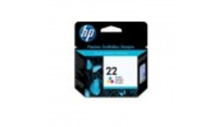 CARTUCHO P/ IMPRESSORA HP 22 COLOR C9352AB 6ML (B)