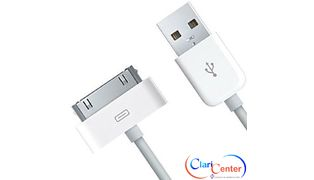 CABO P/ IPHONE 4 USB 1M LELONG - MAX-0304