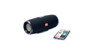 CAIXA BLUETOOTH JBL CHARGE 4, Á PROVA DÁGUA, BLUETOOTH, AUTONOMIA PARA 20HS, JBL CONNECT+