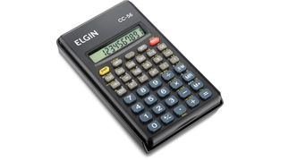 CALCULADORA DE MESA ELGIN 56 FUNCOES CC56