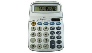 CALCULADORA DE MESA - YS-3032A 8 DIGITOS