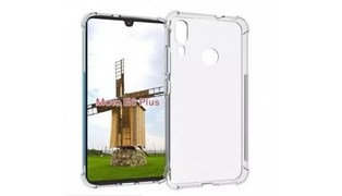 CAPA ANTI IMPACTO MOTO E6 PLUS TRANSPARENTE (ESTAMPADA)