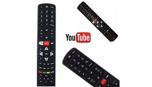 CONTROLE REMOTO PHILCO SMART TECLA YOUTUBE LE-7007