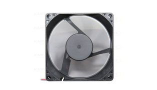 COOLER FAN 80MM X 80MM X 20MM PRETO DEX - DX-8A