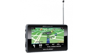 GPS TRACKER III MULTILASER 4.3 GP034 C/ TV/FM