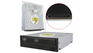 LEITOR / GRAVADOR DE CD / DVD INTERNO DEX - DG-200