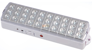 LAMPADA DE EMERGENCIA LED (30 LEDS)
