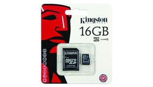 MEMORIA - MICRO SD - 16GB - KINGSTON - CLASSE 10