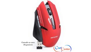 MOUSE GAMER OPTICO ESTONE USB E-1500 800 A 1600DPI