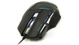 MOUSE OPTICO INFOKIT USB GM-700 PTO 800 A 3000DPI (GAMER)
