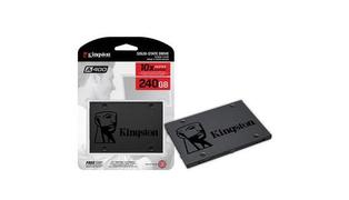 SSD 240GB 2.5 SATA III A400 SA400S37 KINGSTON