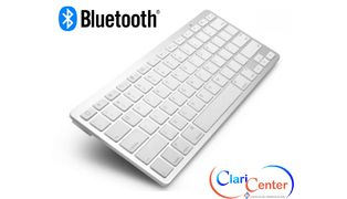 TECLADO BLUETOOTH BK6001 MAC / PC / ANDROID